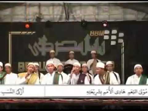 Qasidah Assubhubada