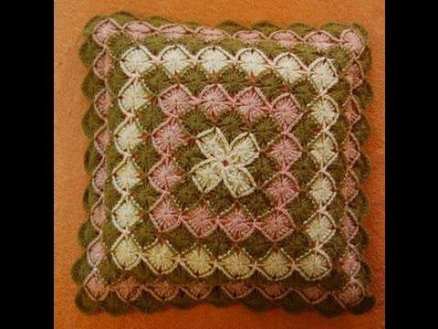 Wzór Bavarian Crochet Na Szydełku 1 Krok Po Kroku Część Pierwsza