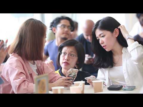 Exclusive Maybank App Preview Event
