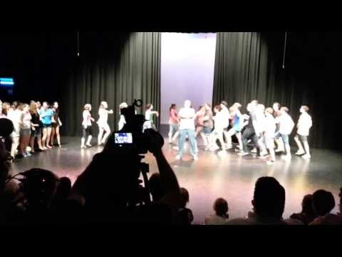 Musical Theatre Showcase 2014 Summer School