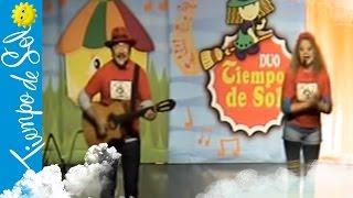 Dúo Tiempo de Sol - Promoción Show Brujita Tapita Gira Española 2013