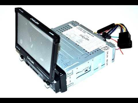Обзор автомагнитолы Cyclon MP 7030. Магнитола на каждый день.