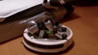 ルンバの上にAIBO!新旧ロボットを組み合わせると予想以上のコラボ感!