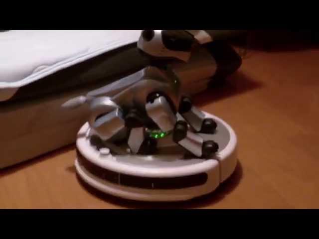 ルンバアイボ Roomba AIBO
