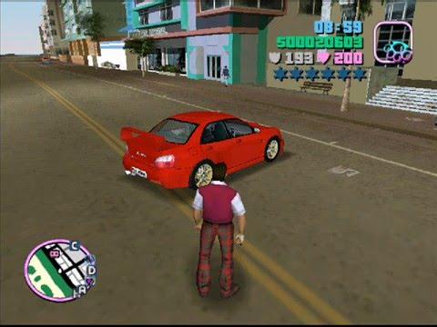 Gta vice city car mods