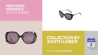 Collection By Judith Leiber Featured Women's Sunglasses