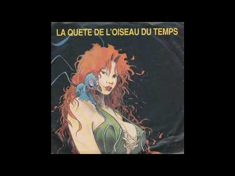 Charles Callet - La quête de l'oiseau du temps (rare 7'' single)