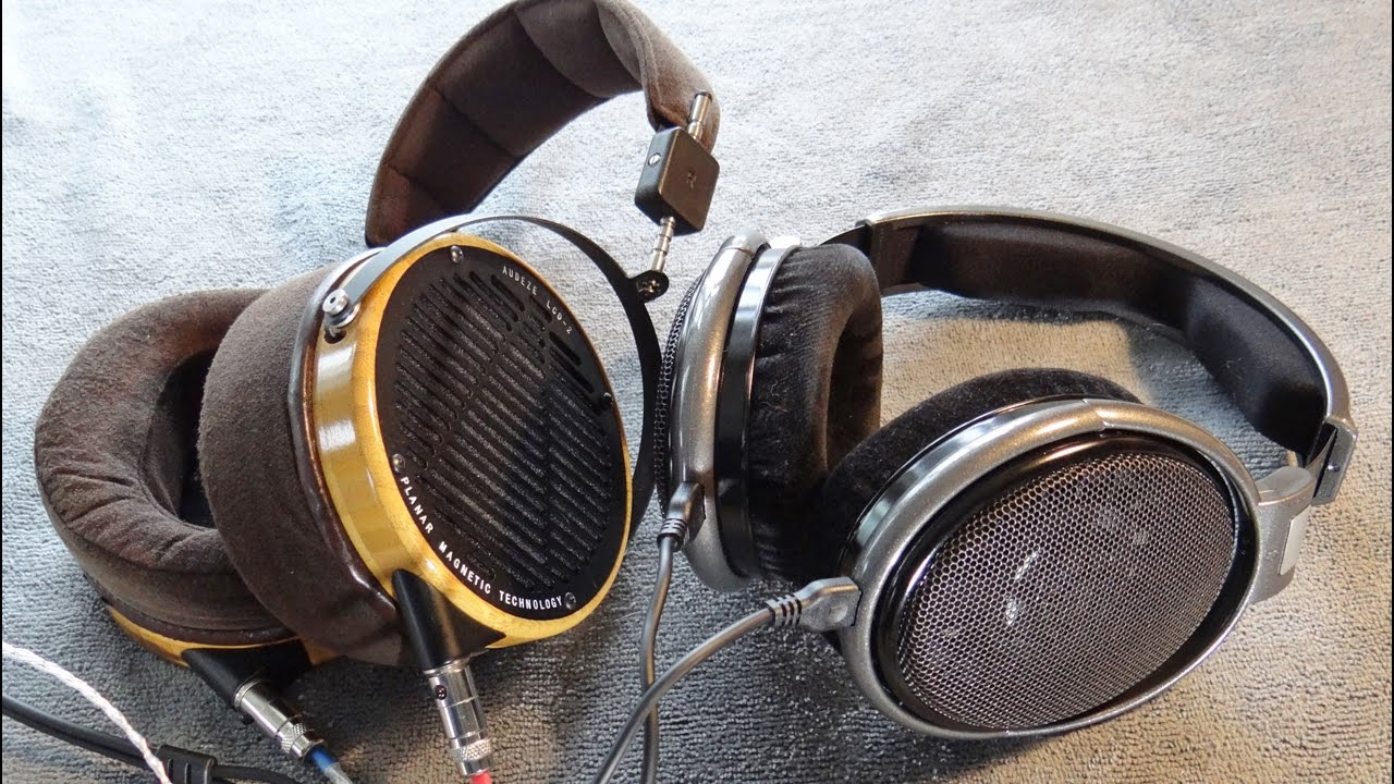 best headphone review audeze lcd 2 vs sennheiser hd 650 shoot out youtube. Black Bedroom Furniture Sets. Home Design Ideas