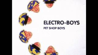 Pet Shop Boys - Forever In Love (Tribal Mix)