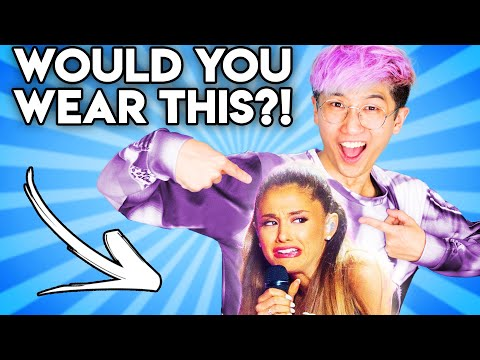Can You Guess The Price Of These WEIRD ARIANA GRANDE Products? Zero Budget GAME