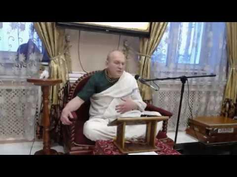 Чайтанья Чаритамрита Ади 4.17-19 - Шринатх Пандит прабху