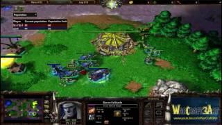 Lyn ORC vs 120 UD - WarCraft 3 Frozen Throne - RN2766