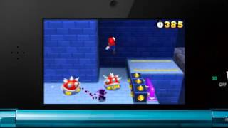 Super Mario 3D Land - Cosmic Clone gameplay