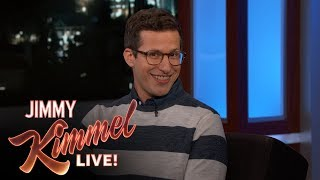 Andy Samberg on Orlando Bloom's Penis