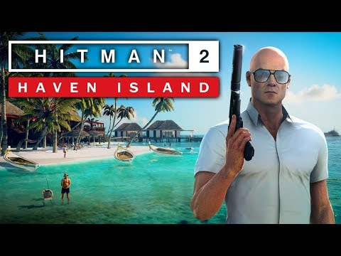 Hitman 2: Haven Island - Trouble in Paradise