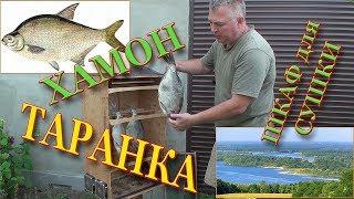 видео Как сушить рыбу и что для этого понадобится?