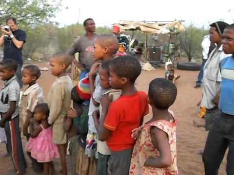 Botswana Orphan Project - Ghanzi