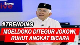Ruhut Tanggapi Moeldoko Ditegur Jokowi Terkait Isu Kudeta Demokrat Part 02 - iNews Room 05/02