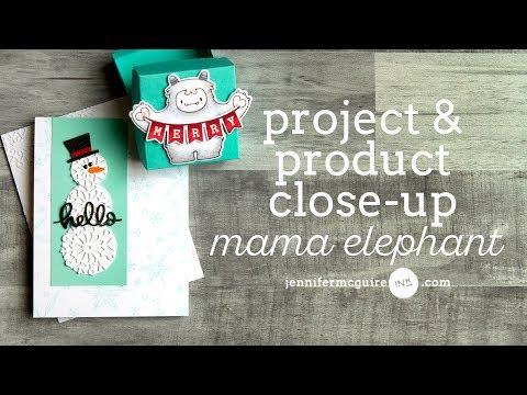 Product & Project Close-Up: Mama Elephant