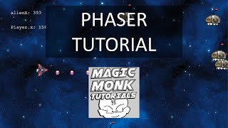 Javascript games programming using Phaser in Dreamweaver lesson 1 - Setting up game dimensions