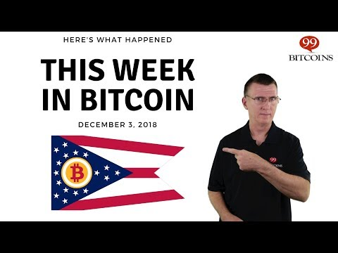 This Week In Bitcoin - Dec 3rd, 2018