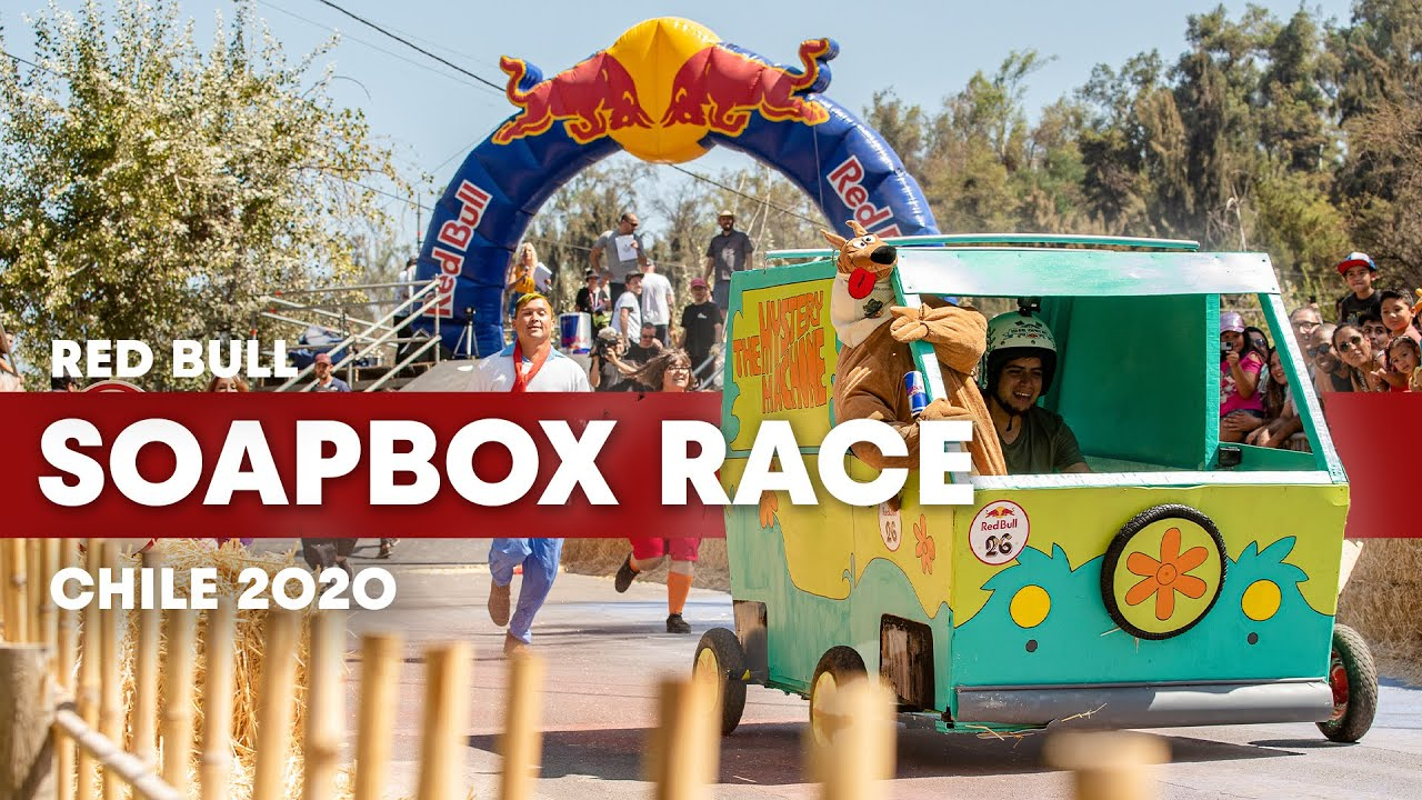 Download No Brakes Needed: Red Bull Soapbox Race Chile