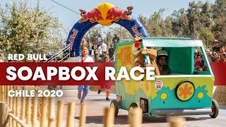 No Brakes Needed: Red Bull Soapbox Race Chile