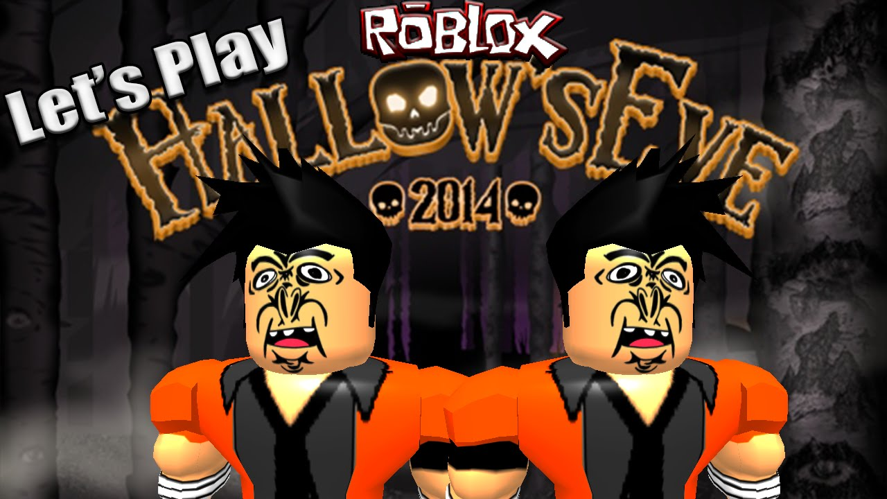 Hallows Eve Roblox Dat Face Tho Hallow S Eve 2014 The Witching Hour Returns Roblox Let S Play Youtube