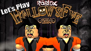Dat Face Tho! - Hallow's Eve 2014: The Witching Hour Returns(Roblox Let's Play)