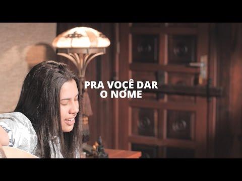 Pra Você Dar o Nome - 5 A Seco Ana Gabriela cover acústico Nossa Toca