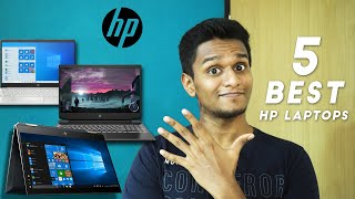 Top 5 Best Hp Laptops between Rs.30,000 and Rs.60,000 | August 2020