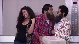 الأخ توفيق.. المومياء الألاشة.. مرزوق الطيار.. اضحك مع إياد نصار في SNL بالعربي