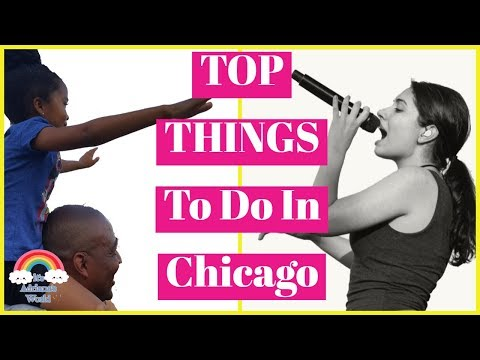 TOP Things to Do in Chicago With Kids| Taste of Chicago | Alessia Cara Concert | Visit Chicago
