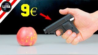 AMAZING AIRSOFT GUN VERY CHEAP - THINGS BOUGHT ON THE INTERNET
