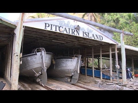 Pitcairn Islanders Speak Out about Marine Reserves | Pew
