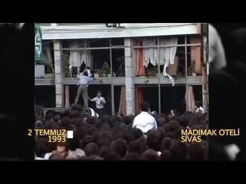 En net Sivas Katliamı Video Görüntüleri