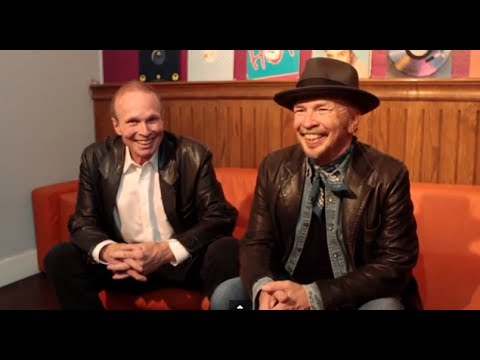 Common Ground - Dave Alvin and Phil Alvin discuss Big Bill Broonzy, brothers