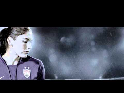 Hope Solo- Crazy Stupid Love :)