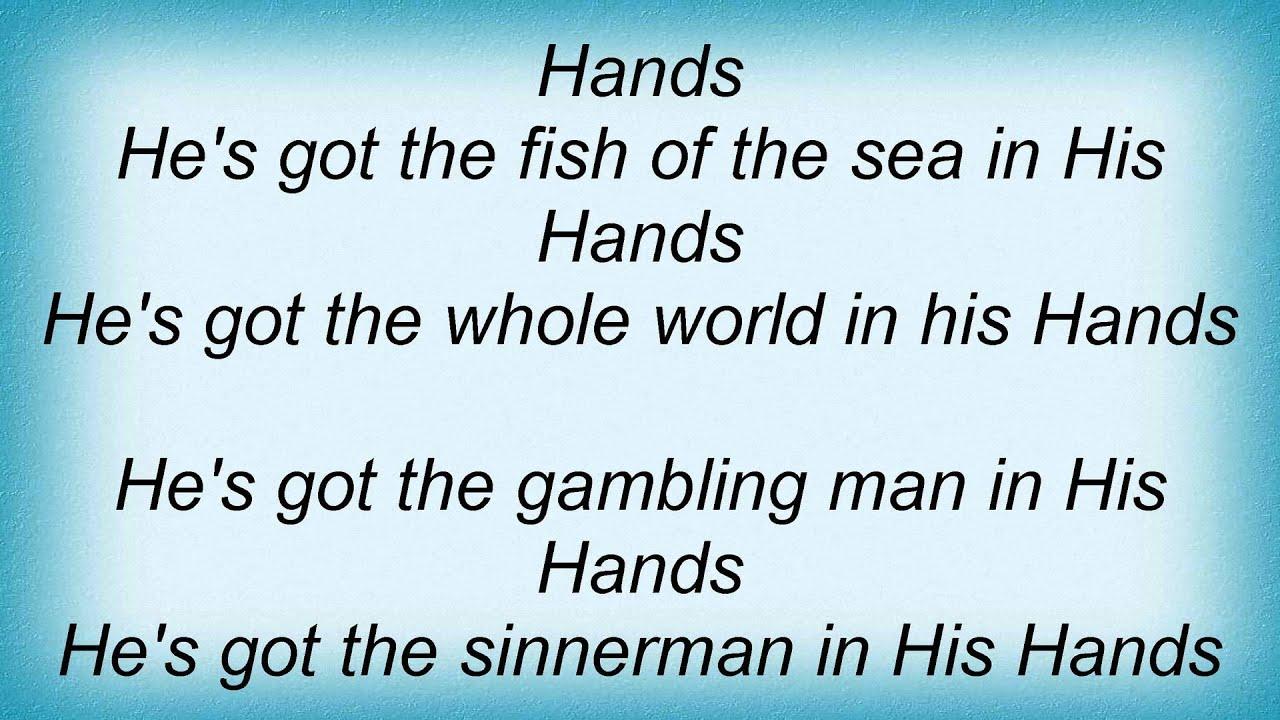 Nina Simone He s Got The Whole World In His Hands Lyrics
