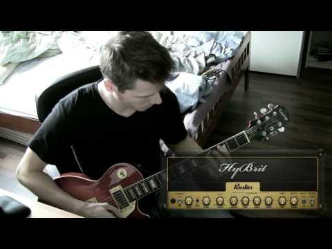 Poulin HyBrit - Marshall Emulation - Free Amp Vst Plugin - Rock / Metal
