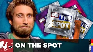 On The Spot: Ep. 45 - What is a Fist Roast? | Rooster Teeth