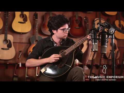 Gibson K-1 (1924) @ The Music Emporium