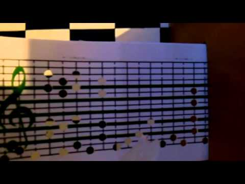 Yoshi's Story Theme 15 note music box