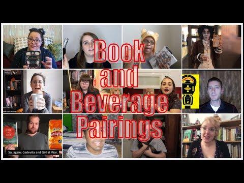 Book and Beverage Pairings [CC]