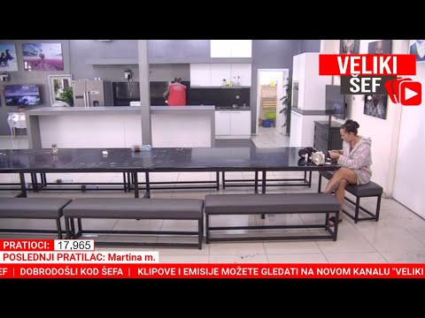 ZADRUGA UZIVO | DOBRO JUTRO | VELIKI SEF 👨⚖️ | LIVE 24/7
