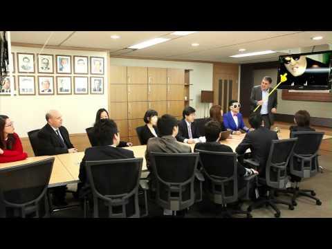 Lawyers Gangnam Style Lawyer singing