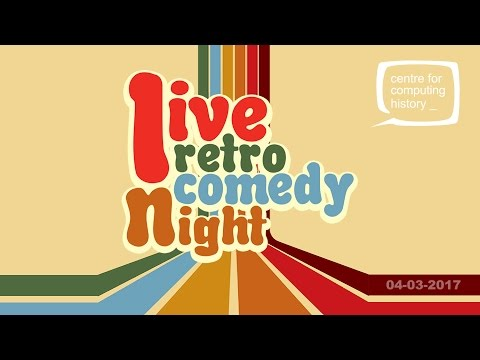 Retro Comedy Night - Iszi Lawrence, Paul Rose, Ash Frith, Paul Gannon and Mr. Biffos Found Footage
