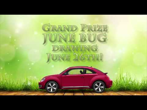 Newcastle Casino's June Bug Promotion