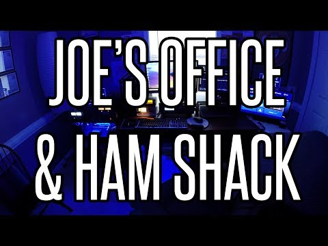 My Office & Ham Shack