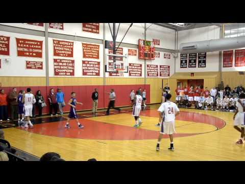 2 | Wilbraham & Monson Academy (Massachusetts) Vs Cushing Academy (Massachusetts)
